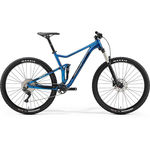 Merida Twenty 9 400 MTB Bike  - Shimano SLX [ 1x11 ]  - Glossy Metallic Blue - 2019