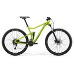 Merida One Twenty RC9 300 MTB Bike - Shimano 2x9S - 2020