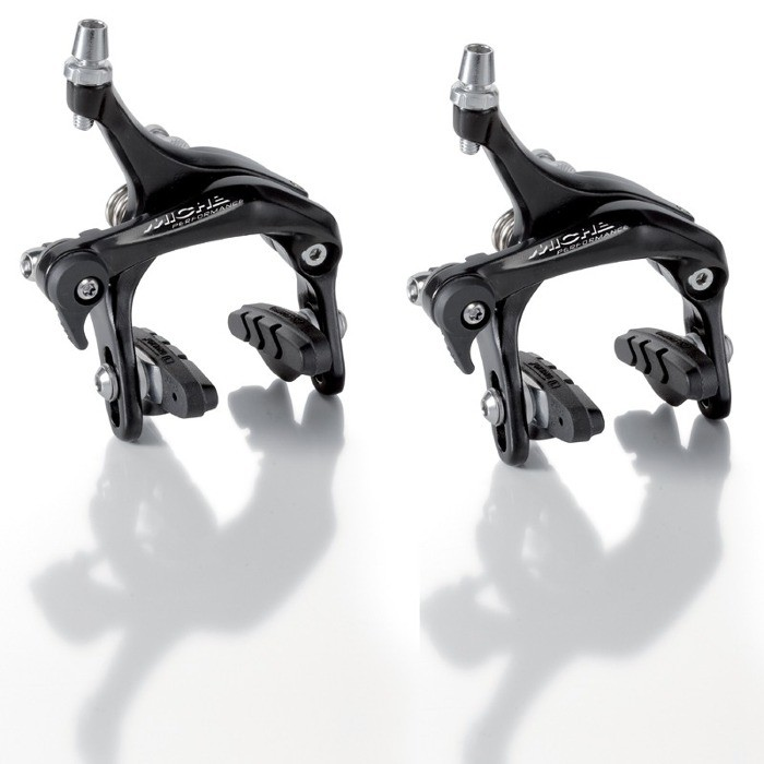 Miche Performance Black Brake caliper - Long Arms [41-57 mm]