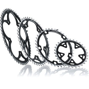 Miche Supertype 130 mm 9/10 s Outside Chainring - Black
