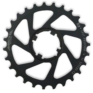 Spare sprocket 27T last position Campagnolo 9-10 speed MICHE bicycle