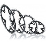 Miche Chainring Supertype BCD 135mm 9/10s Campagnolo Inner Black