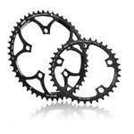 Miche 1986F Chainring Compact 110 mm Outside - Black