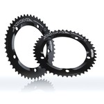 Miche Pista Advanced 1922CFD Chainring - Black