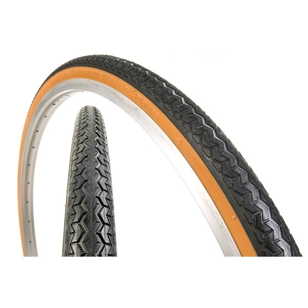 Tyre Michelin World Tour 26 650 B Black Beige W 35