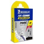 Michelin AIRCOMP Ultralight A1 Tube - 700x18/23c Presta 52mm
