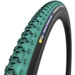 Michelin Power Cyclocross Mud Tyre 700x33c - Green/Black