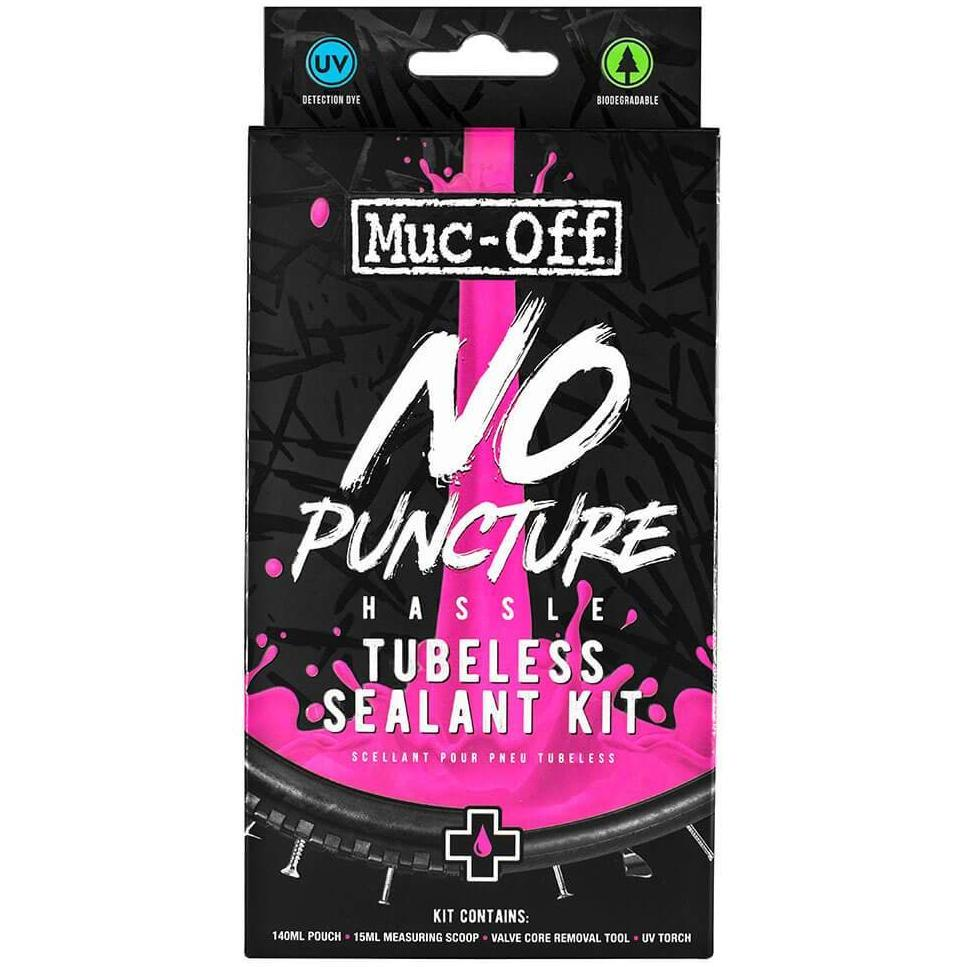 Muc-Off No Puncture Tubeless Sealant - 140ml
