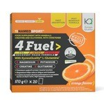 NamedSport 4Fuel Energy Drink - Orange - 20 Bags