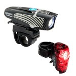NiteRider Lumina1100 OLED Boost + Solas 100 Front/Rear Light Kit