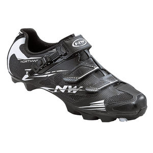Northwave Scorpius 2 SRS MTB Shoes Black / White
