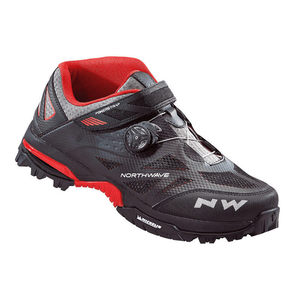 Northwave Enduro MID MTB Shoes Black / Red