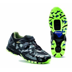 Northwave Spider Plus 2 Shoes - Black/Camo