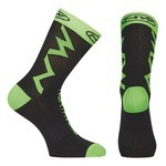 Northwave Socks Extreme Tech Plus - Balck/Green Fluo