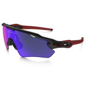 Oakley Radar EV Path Polished Black Sunglasses - Positive Red Iridium 51a4007a0751