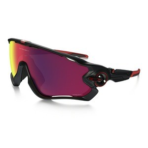 Oakley Jawbreaker Matte Black Sunglasses - PRIZM Road - XXcycle - en c0bef8ea72b6