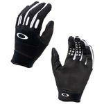 Oakley Factory Glove 2.0 - Black/White
