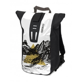 Ortlieb Velocity Design Backpack - Summit White-Black