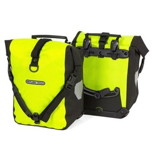 Ortlieb Sport-Roller High Visibility Line Bike Panniers - Pair