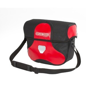 Ortlieb Ultimate 6 M Classic Handlebar bag - Red