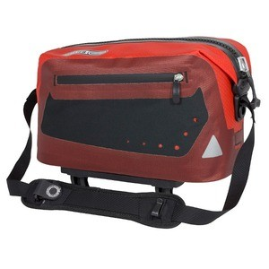 Ortlieb Trunk Bag Bike Bag - Red