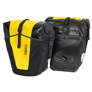 Ortlieb Back-Roller Pro Pro Bike Panniers - Yellow - Pair