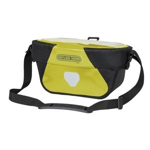 Ortlieb Ultimate 6 S Free Handlebar Bag - Green-Noir