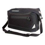 Bike Bag Ortlieb Trunk Bag Rixen Kaul Adapter F8451 - Black