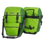 Ortlieb Bike-Packer Plus Bike Panniers - Lime/Moss - Pair