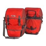 Ortlieb Bike-Packer Plus Bike Panniers - Signal Red/Chili - Pair