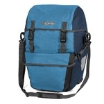 Ortlieb Bike-Packer Plus Bike Panniers - Denim/Steel Blue - Pair