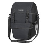 Ortlieb Bike-Packer Plus Bike Panniers - Granite/Black - Pair