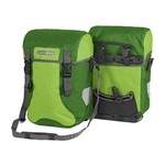 Ortlieb Sport-Packer Plus Bike Panniers - Lime/Moss - Pair