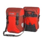 Ortlieb Sport-Packer Plus Bike Panniers - Signalred/Chili - Pair