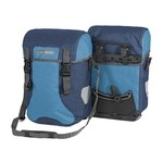Ortlieb Sport-Packer Plus Bike Panniers - Denim/Steelblue - Pair