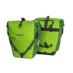 Ortlieb Back-Roller Plus Bike Panniers - Lime/Moss - Pair