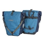 Ortlieb Back-Roller Plus Bike Panniers - Denim/Steel Blue - Pair