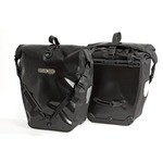 Ortlieb Back-Roller Classic Bike Panniers - Black - Pair