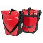 Ortlieb Back-Roller Classic Bike Panniers - Red - Pair