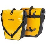 Ortlieb Back-Roller Classic Bike Panniers - Yellow/Black - Pair