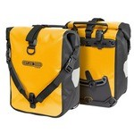 Ortlieb Sport-Roller Classic Bike Panniers - Yellow/Black - Pair