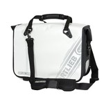Ortlieb Office-Bag QL3 F70931 White Line Bike Pannier - White