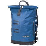 Ortlieb Commuter Daypack City Backpack - Steelblue