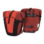 Ortlieb Back-Roller Pro Plus Bike Panniers - Red - Pair
