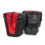 Ortlieb Back-Roller Pro Classic Bike Panniers - Red - Pair