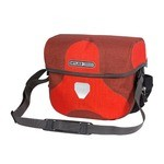 Ortlieb Ultimate 6 M Plus Handlebar bag - Red