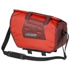 Ortlieb Trunk Bag RC Bike Pannier - Red