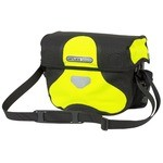 Ortlieb Ultimate 6 M High Visibility Handlebar bag - Yellow