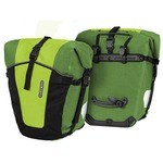 Ortlieb Back-Roller Pro Plus Bike Panniers - Lime/Green - Pair