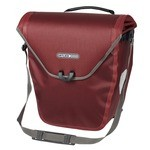 Ortlieb Velo-Shopper Bag - Dark Chili